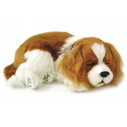Perfect Petzzz Cavalier King Charles the Original Breathing Pet New Huggable Soft Version
