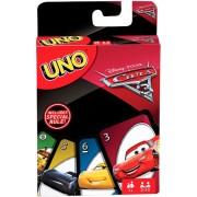 Mattel carti de joc Uno Cars 7 ani+