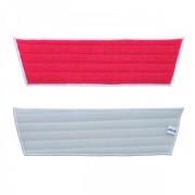Merida mop z mikrovlákna Economy na suchý zip 45x40x13 cm - SEP341 červená