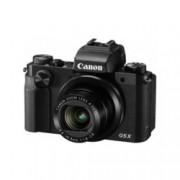 "Canon PowerShot G5 X(черен), 4.2x оптично увеличение, 20.2MP, 3.0"" (7.62cm) LCD дисплей, Wi-Fi/NFC, micro HDMI, micro USB"