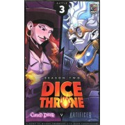 Roxley Games Dice Throne: Season Two – Cursed Pirate v. Artificer [BOX 3]