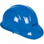 Casco De Seguridad Con Ajuste De Banda Azul Pretul