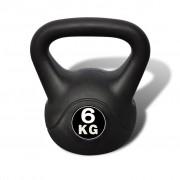 vidaXL Kettle Bell Workout 6 kg