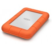 LaCie Rugged Mini Portable Hard Drive (1 TB)