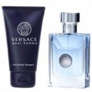 Gianni Versace Pour Homme 30 ml EDT + 50 ml SG Pánská dárková sada