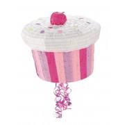 Vegaoo Cupcake Piñata One-Size