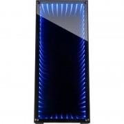 Carcasa Inter-Tech M-908 Infinity-Mirror Case Black