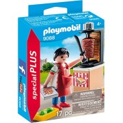 Playmobil Kebap Girl With Kebap by Playmobil special Plus