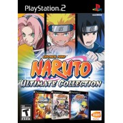Naruto Ultimate Collection - PlayStation 2