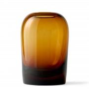 Troll Vase L Amber Menu