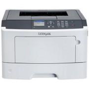 Imprimanta laser alb-negru Lexmark MS517DN, A4, 42 ppm, Duplex, Retea (Alba) + Antivirus BitDefender Plus 2018, 1 PC, 1 an, Licenta noua, Scratch Card