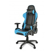 Arozzi Verona v2 Blue Gaming Chair Ергономичен геймърски стол