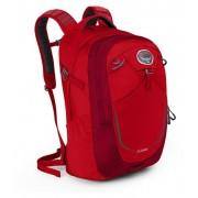 OSPREY Flare 22 II Městský batoh OSP2103036903 cardinal red