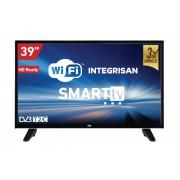 """Televizor TV 39"""" Smart LED VOX 39DSW472B,1366x768 (HD Ready), Wifi, HDMI, USB, T2"""