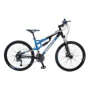 Bicicleta Benotto DS-900 Alum R26 27V Shi Acera Fnos DDH Azul Talla:S-M