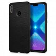 Carcasa Spigen Liquid Air Huawei Honor 8X/View 10 Lite Black