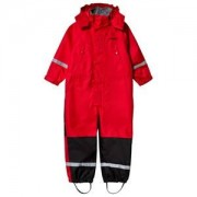 Kuling Extreme Copenhagen Skaloverall Happy Red 74/80 cm