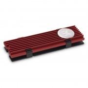 EKWB EK-M.2 NVMe Heatsink Dissipador de Calor Vermelho