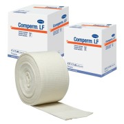 "Comperm PD Padded Tubular Bandage, Small, 3"" x 13 yds. Part No. 83120000 Qty Per Box"
