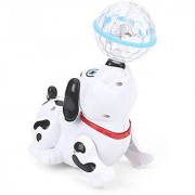 OH BABY BABY Cute Dancing Dog Toy with Reflected 3D Lights Wonderful Music for Kids FOR YOUR KIDS SE-ET-584