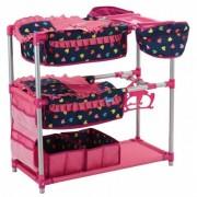 Patut Dublu Papusi Twin Doll Station Love Navy