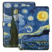 Husa Tech-Protect Smartcase Kindle 10 (2019) Starry Night