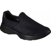 Pantofi sport barbati SKECHERS GO WALK 4 - REMARKABLE 54154-BBK Marimea 43.5