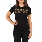 Versace Jeans Couture Lady T-shirt ZDP608 Logo Foil