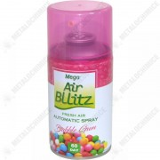Odorizant camera profesional air bllitz bubble gum 260 ml