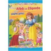 Alba ca Zapada si cei sapte pitici. Snow White and the Seven Dwarfs