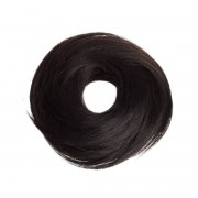 Rapunzel® Extensions Naturali Volume Hair Scrunchie Original 40 g 1.2 Black Brown 0 cm