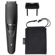 Aparat de tuns barba PHILIPS BT3226/14, Sistem de ridicare si tundere, Acumulator, Autonomie 60 min (Negru)