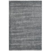 Covor Decorino Damascus, unicolor, lana/vascoza, C16-255903, 140 x 200 cm, Gri
