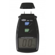 Wolfcraft 8732500 Fanedvesség-mérő, LCD kijelzővel