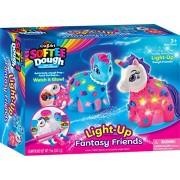Cra Z Art Softee Lite up Dough Ponies Kit (13 Piece)