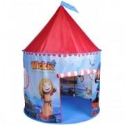 Cort de Joaca Pentru Copii Happy Children - Wickie Castel