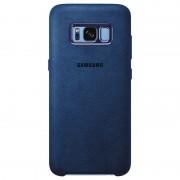 Samsung Galaxy S8 Alcantara Cover EF-XG950AL - Blue