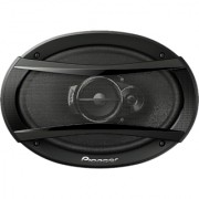 Pioneer TS-A936 6x9 3-Way 420W Co-Axial Car Speakers (Black)