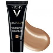 Vichy DermaBlend Fondotinta correttore fluido 16h numero 55 nuance Bronze (30 ml)