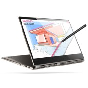 "Lenovo YOGA Yoga 920 (14) Intel Core i5-8250U Processor ( 1.60GHz 2400MHz 6MB ) Win10 Home 64 13.9""FHD IPS Multi-touch 1920x1080 Intel UHD Graphics 620 8.0GB PC4-19200 DDR4 Soldered 2400MHz 256GB SSD PCIe"