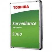 Твърд диск Toshiba S300 - Surveillance Hard Drive 10TB BULK, HDETV10ZSA51F