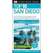 Reisgids Eyewitness Top 10 San Diego | DK