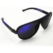 VOGARD Sports, Wrap-around Sunglasses(Blue)