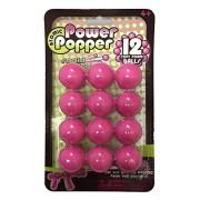 Hog Wild Pink Atomic Power Popper 12 Refill Foam Balls