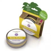 Coconutoil Cosmetics Body Butter Testvaj 100 ml