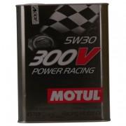 Motul 300V Power Racing 5W-30 2 Litre Can