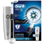 Oral-B Pro 750 Cross Action Black