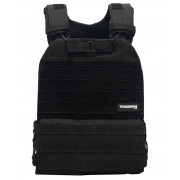 Trust Tactical vekt vest sort 20lb - Svart