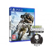 UBISOFT Preventa Juego PS4 Tom Clancy's Ghost Recon Breakpoint (M18)