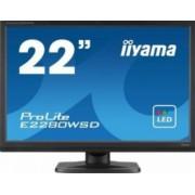 Monitor LED 22 Iiyama ProLite E2280WSD WSXGA+ 5ms